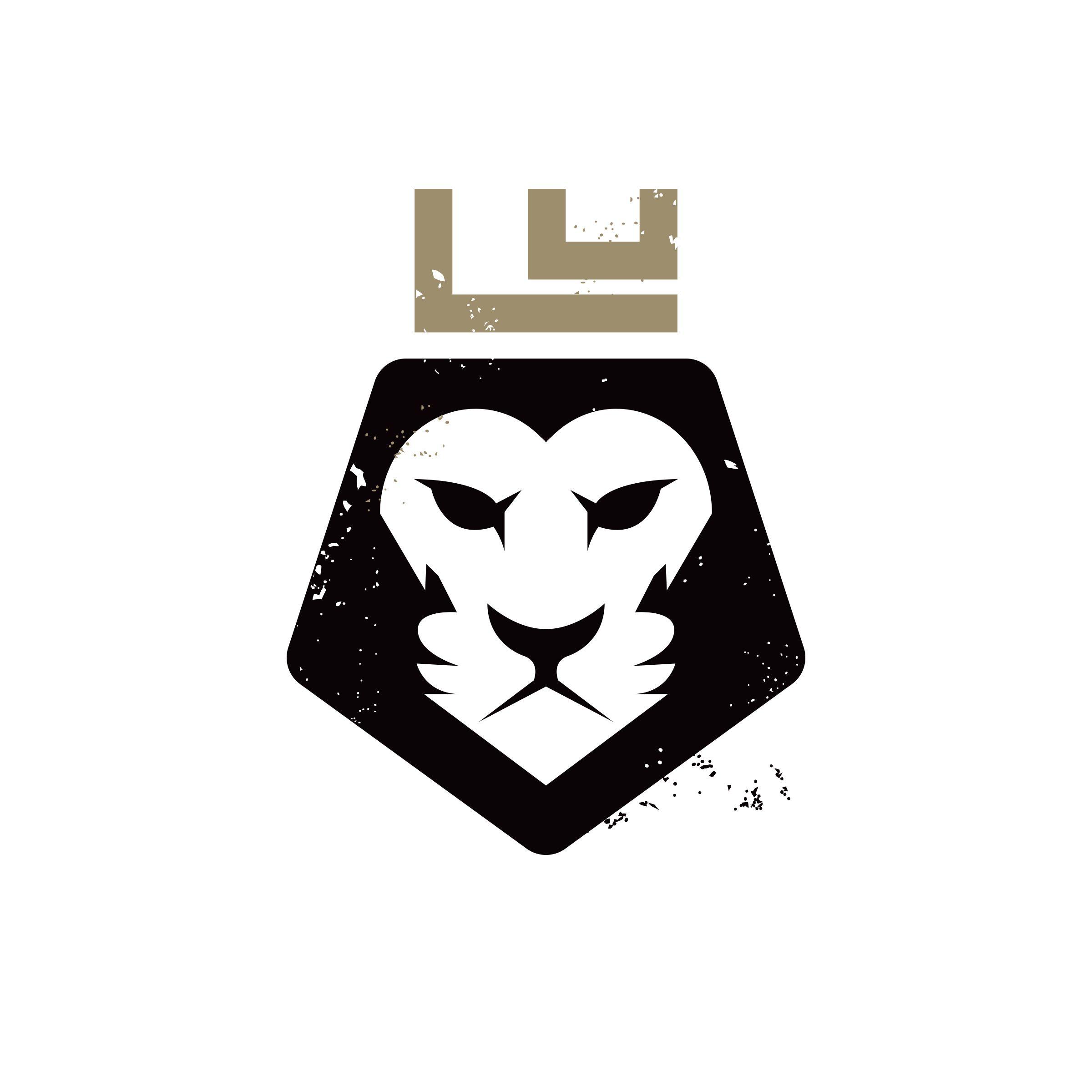 Level up Soccer training logo design - - - - #lionlogo ...