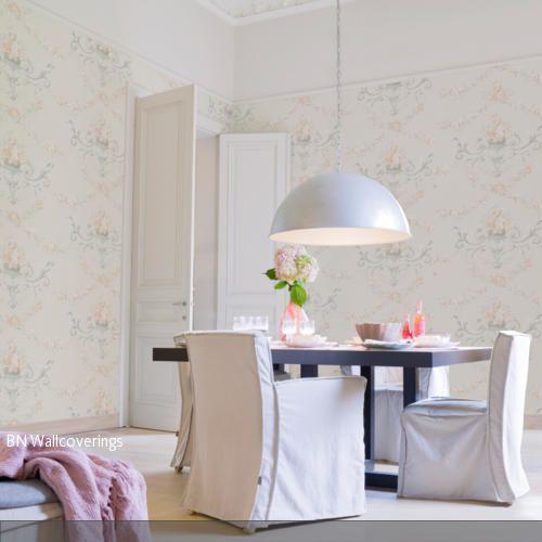 Deckenleuchte im Emaille-Stil Esszimmer, Im and Ein - esszimmer mit farbe gestalten