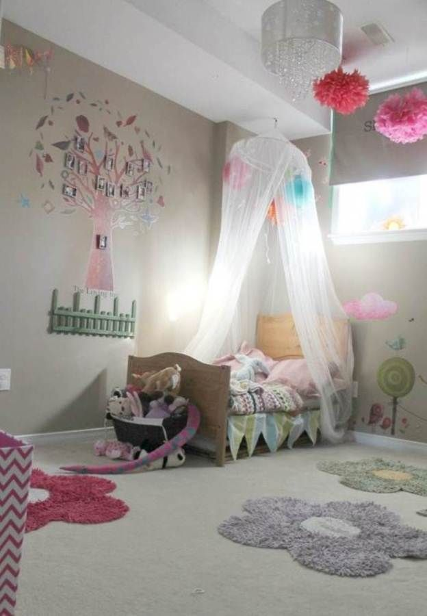 Beautiful The Lovely Toddler Girl Bedroom Ideas | Better Home And Garden