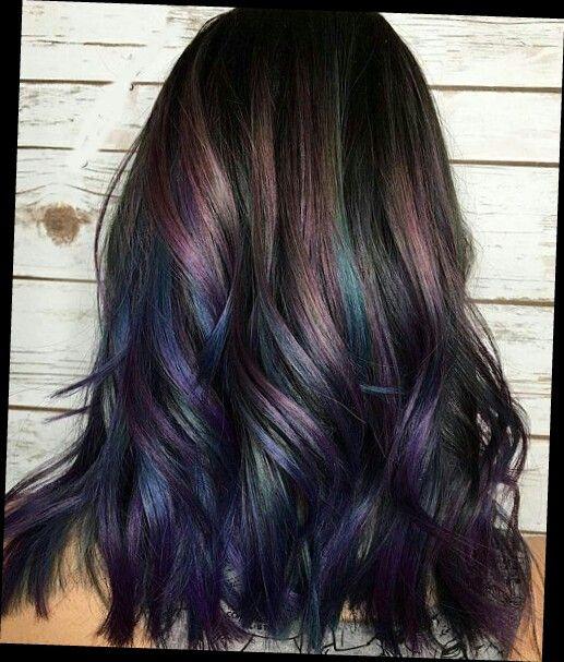 Low Key Colorful Highlights Love Love Underneath Tho Luv Ur Hair