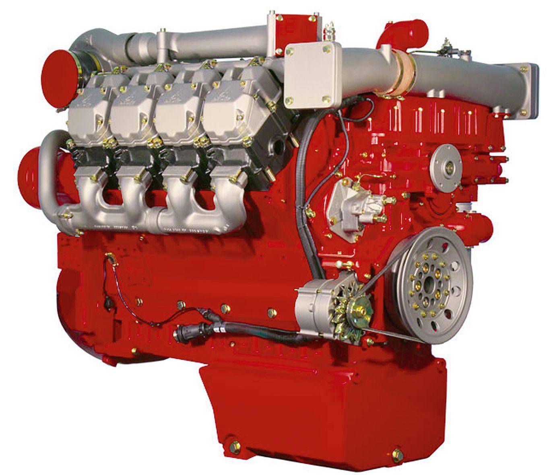 Deutz The History Of Big Diesel Engines Diesel Engine Diesel
