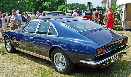 Aston Martin Lagonda 4 Door Prototype 1969 Aston Martin Lagonda Aston Martin Aston