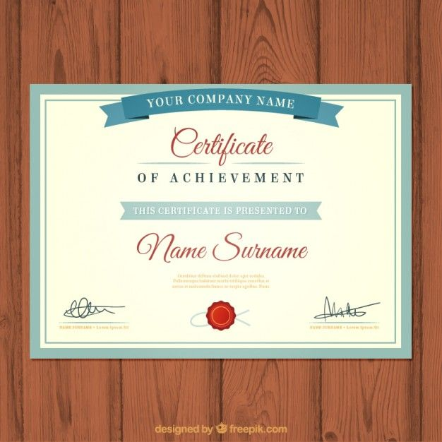 Pin by Karla Ibarra❤ on c Pinterest Certificate and - new certificate vector free