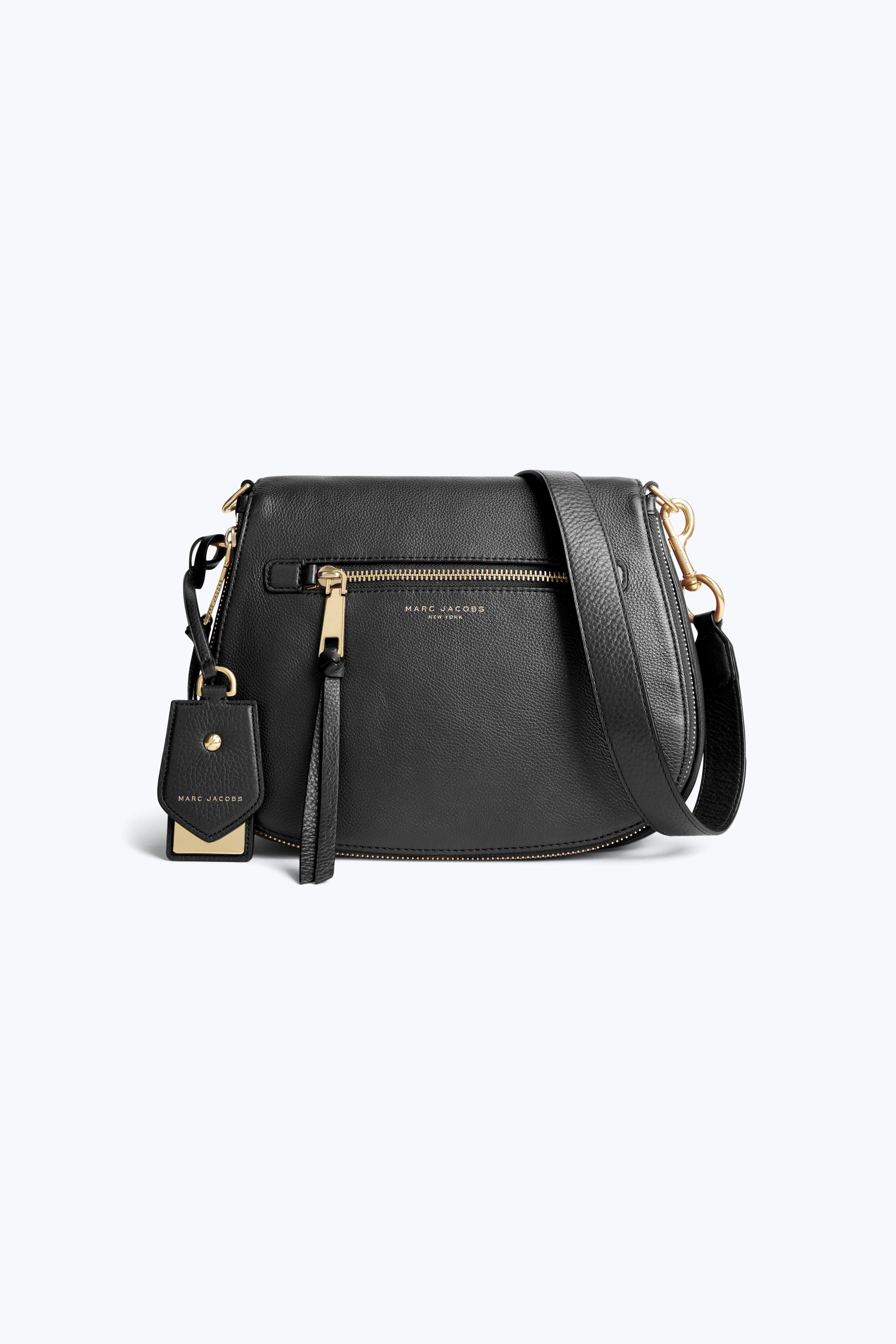 03818852a6 MARC JACOBS Recruit Small Nomad Saddle.  marcjacobs  bags