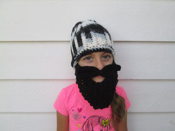 474a28e5 Ready to ship beard face warmer BEST GIFT EVER My 6 year old Grand ...