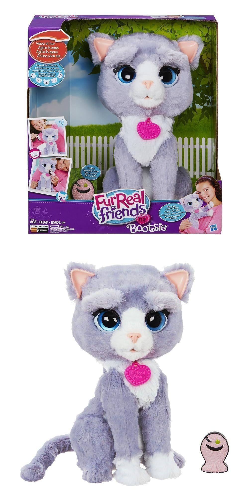 Furreal Friends 38288 New Furreal Friends Bootsie The Cat