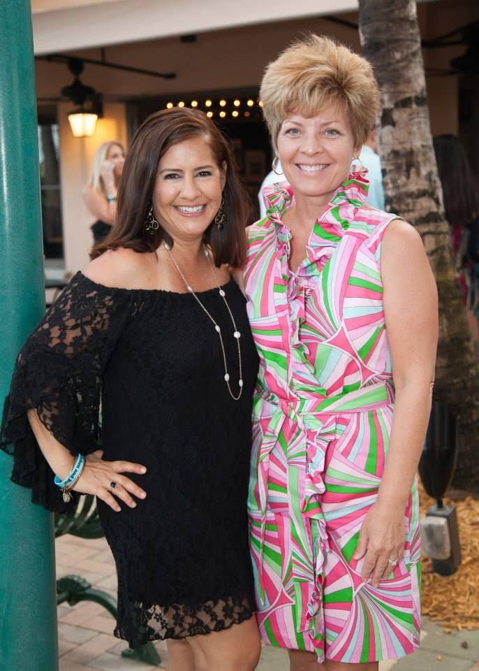 Catherine Tolton, Nancy Smith | Venue at The Cooper Grand Opening