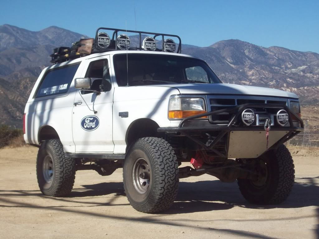 Ok Who Makes A Roof Rack Fsb Forums Ford Bronco Roof Rack Ford Suv