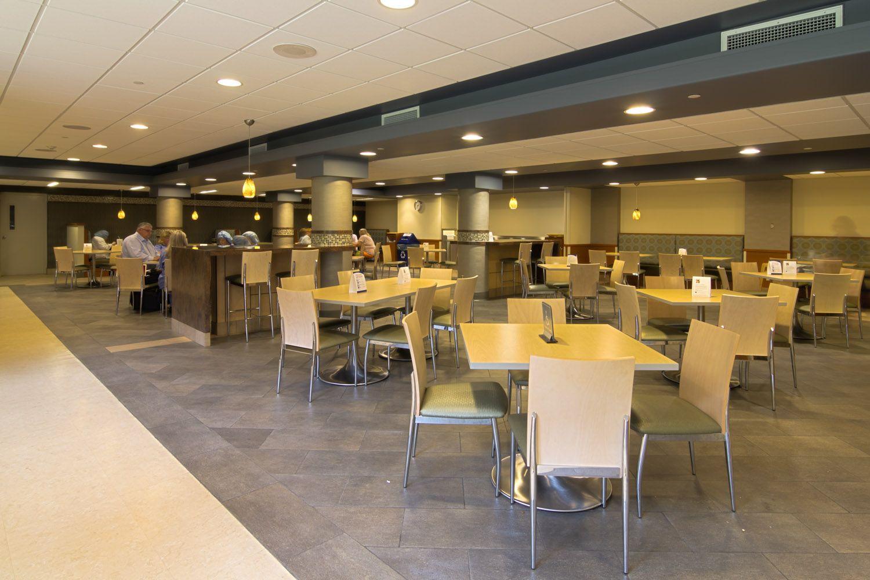 university hospital cafeteria - Google Search | Mercy Lighting ...