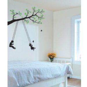 Tree & Swing Stickers
