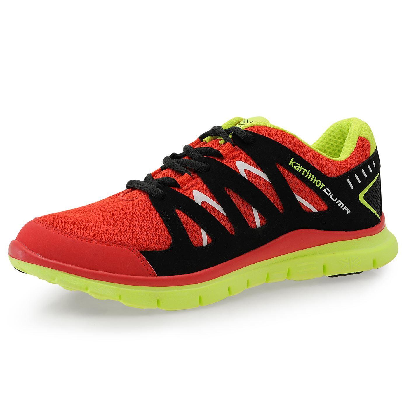 Mens Karrimor Duma Running Shoes Runners Breathable New