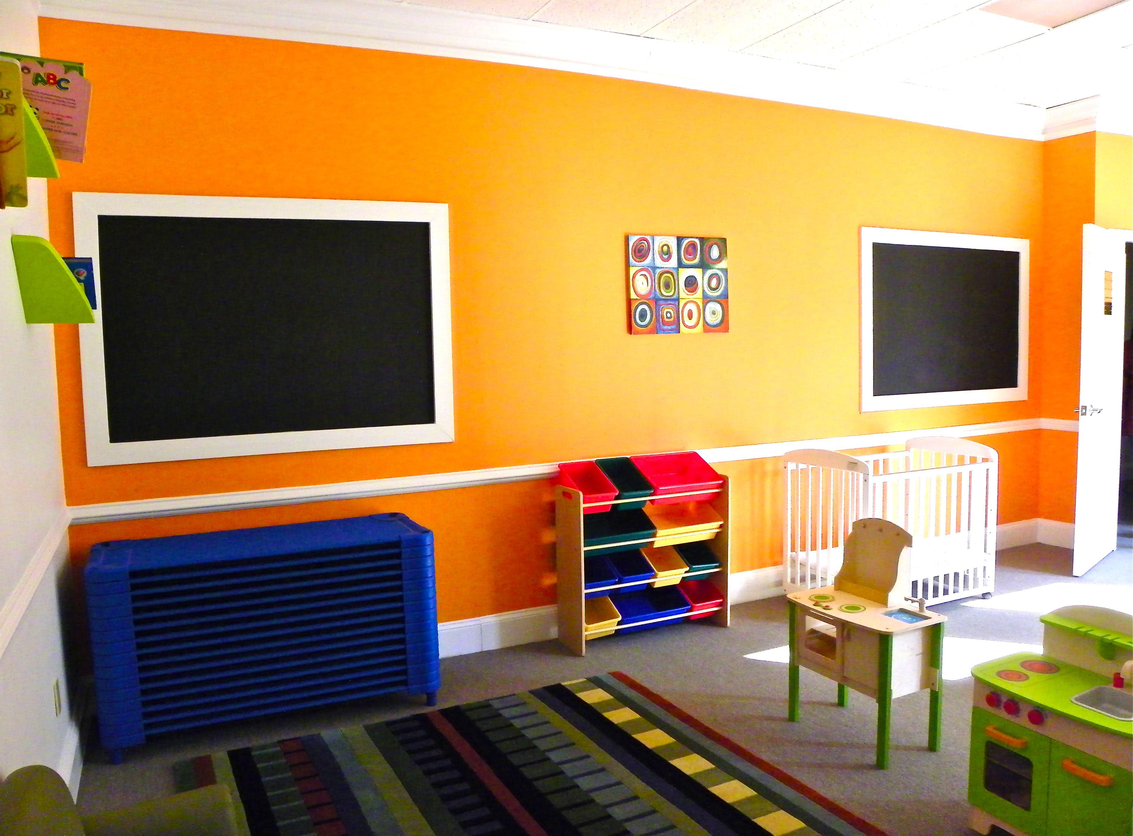 interior design for daycare center