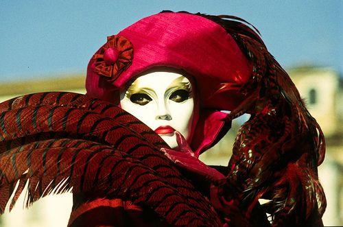 19970912a  masken venedig kostüm
