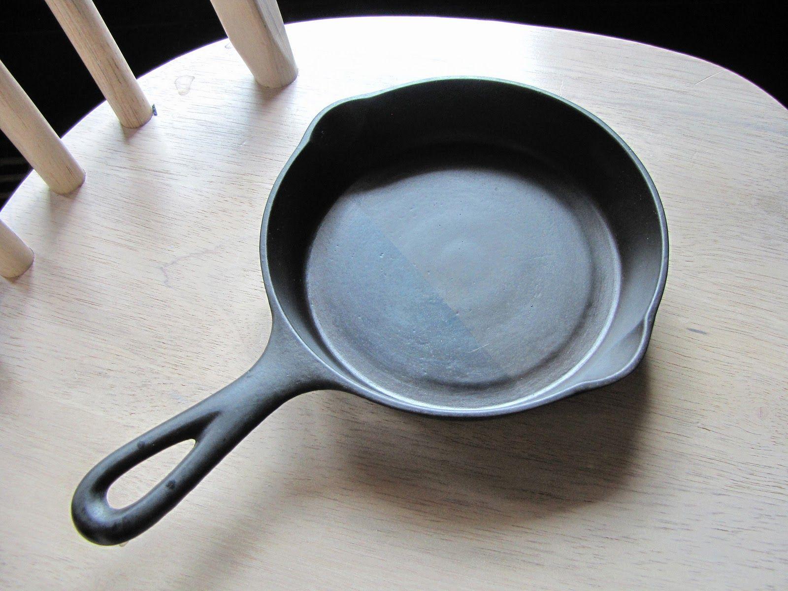 Curar sartenes de hierro fundido cocina pinterest - Sartenes hierro fundido ...