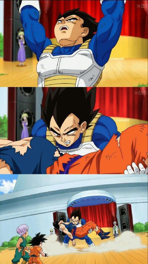 Animations Aren T The Best But I Really Did Like This Scene From Dragon Ball Super Good Job Toei Songokukakarot Dragon Ball Z Dragon Ball Super Dragon Ball