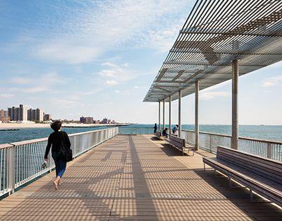 Consultez ce projet @Behance: \u201cSteeplechase Pier\u201d https://www.behance.net/gallery/28871363/Steeplechase-Pier