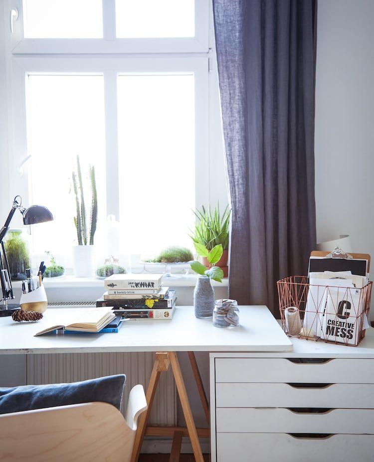 Ideen Schreibtisch Im Schlafzimmer Zimmer Wg Zimmer