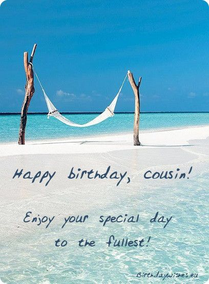 Cousin Birthday Quotes Birthday Quotes For Cousin  Quotes  Pinterest  Birthdays Happy .
