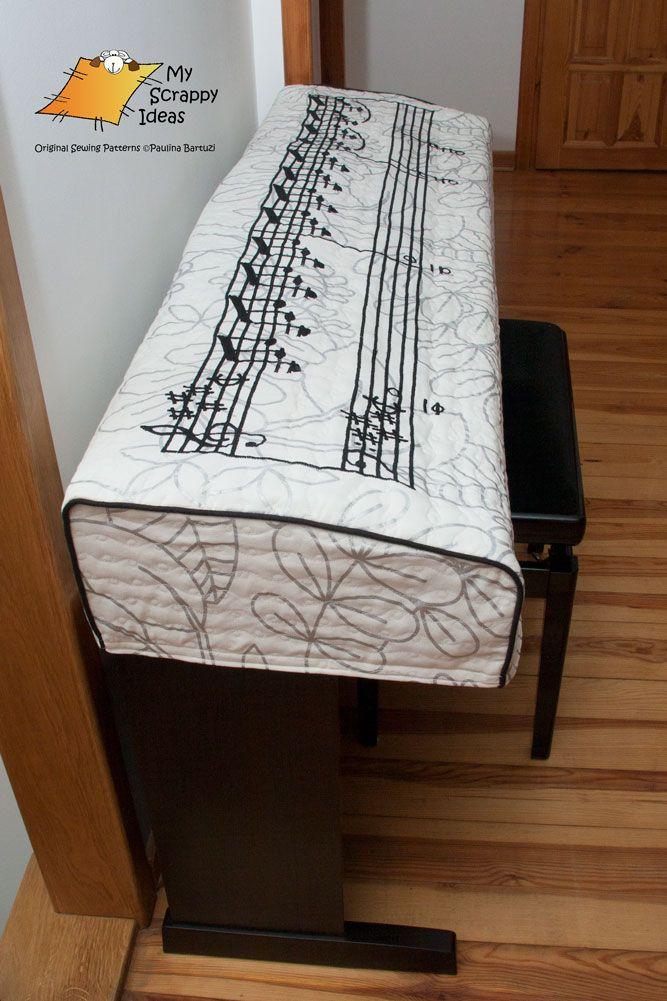 Piano cover by costura casa piano for Guitarras para ninos casa amarilla