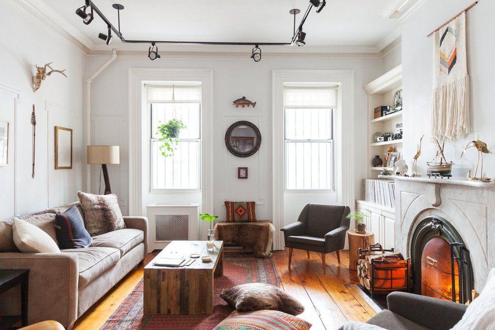 House Tour A Bohemian Meets Americana Brooklyn Rental