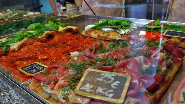 bonci's pizzarium