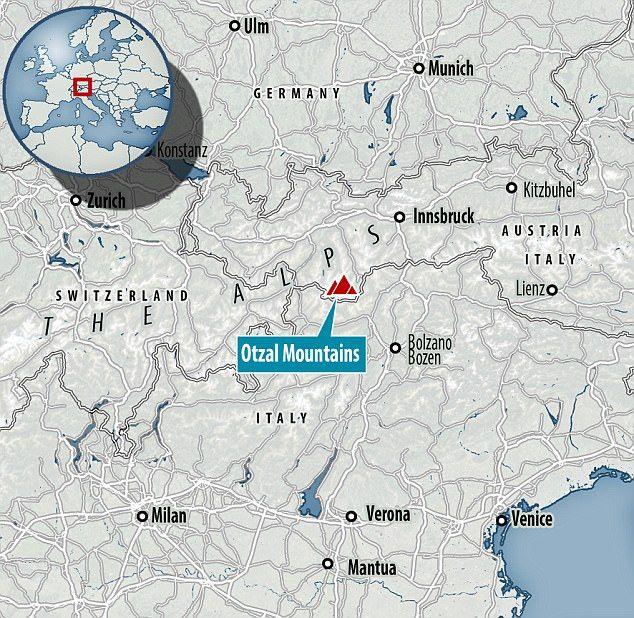 5 300 Year Old Ice Man Otzi Was Killed By An Arrow Munich Germany Kitzbuhel Ulm