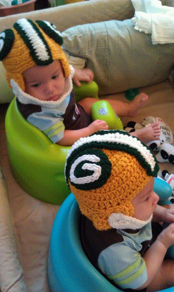 Hat Helmet Inspired by the Green Bay Packer by SubasandSualyShop ...