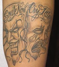 Theaterjanus Mask Tattoos Pinterest Tattoos Venetian Mask