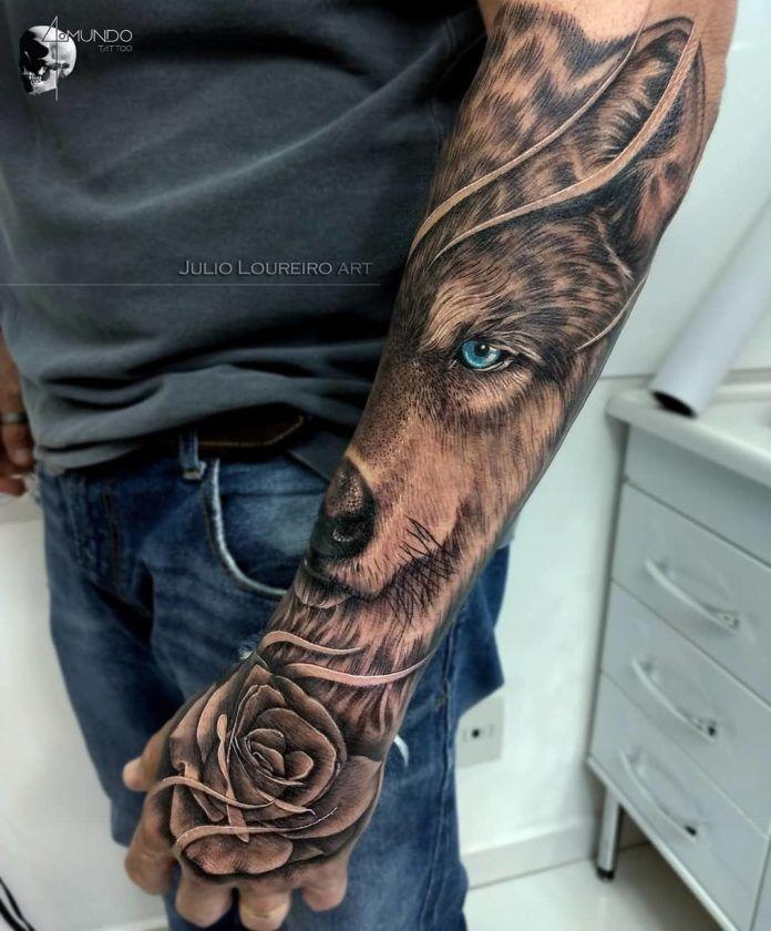 Tatuajes Hombres Antebrazo Tatuajes De Hombres Tatuajes Para Hombres En El Antebrazo Tatuajes Para Hombres Tatuajes De Lobos
