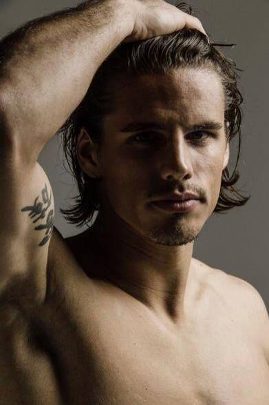 Yann Sommer Arctic Fox Hair Color Beautiful Boys Beautiful Men