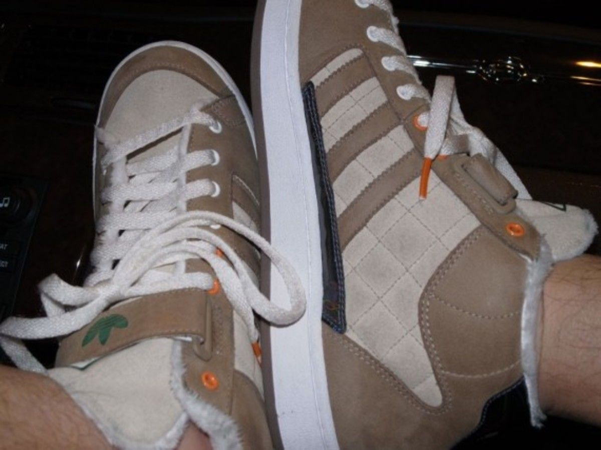 Star Wars x CLOT x adidas Originals Hoth Skate High  3e0cd8579