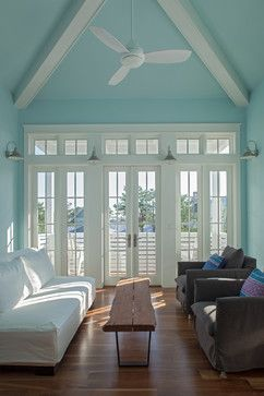 Pretty French Doors Windows With Transom Beach House Design Ideas Pictures Remodel And Decor