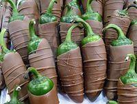 Chocolate Jalapeno Balsamic