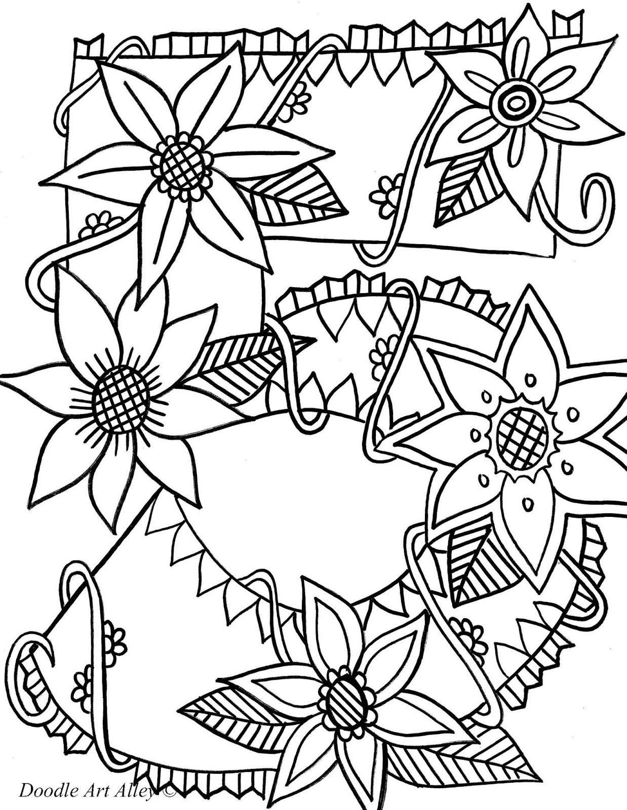 http://www.doodle-art-alley.com/ sitesinden alıntı | математика ...