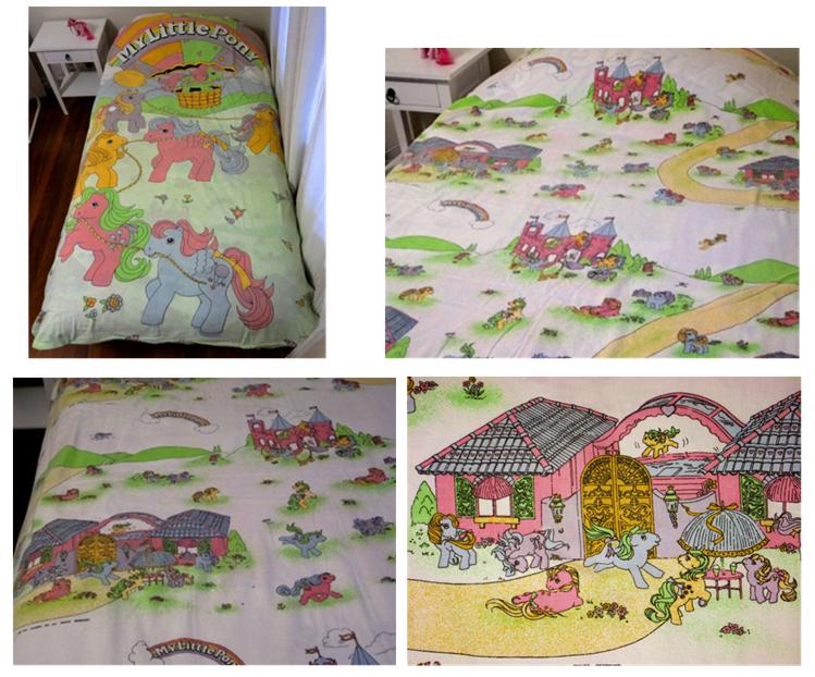 Lenzuola My Little Pony.My Little Pony Bedsheets Pretty My Little Pwny Pony Little
