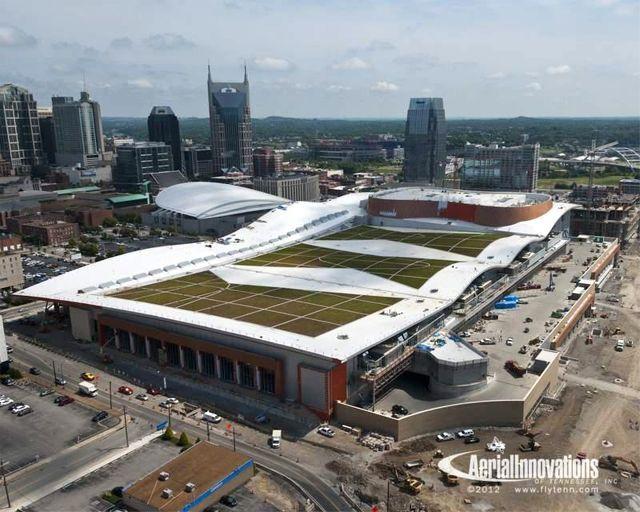 Nashville Music City Center Music City Nashville Nashville City