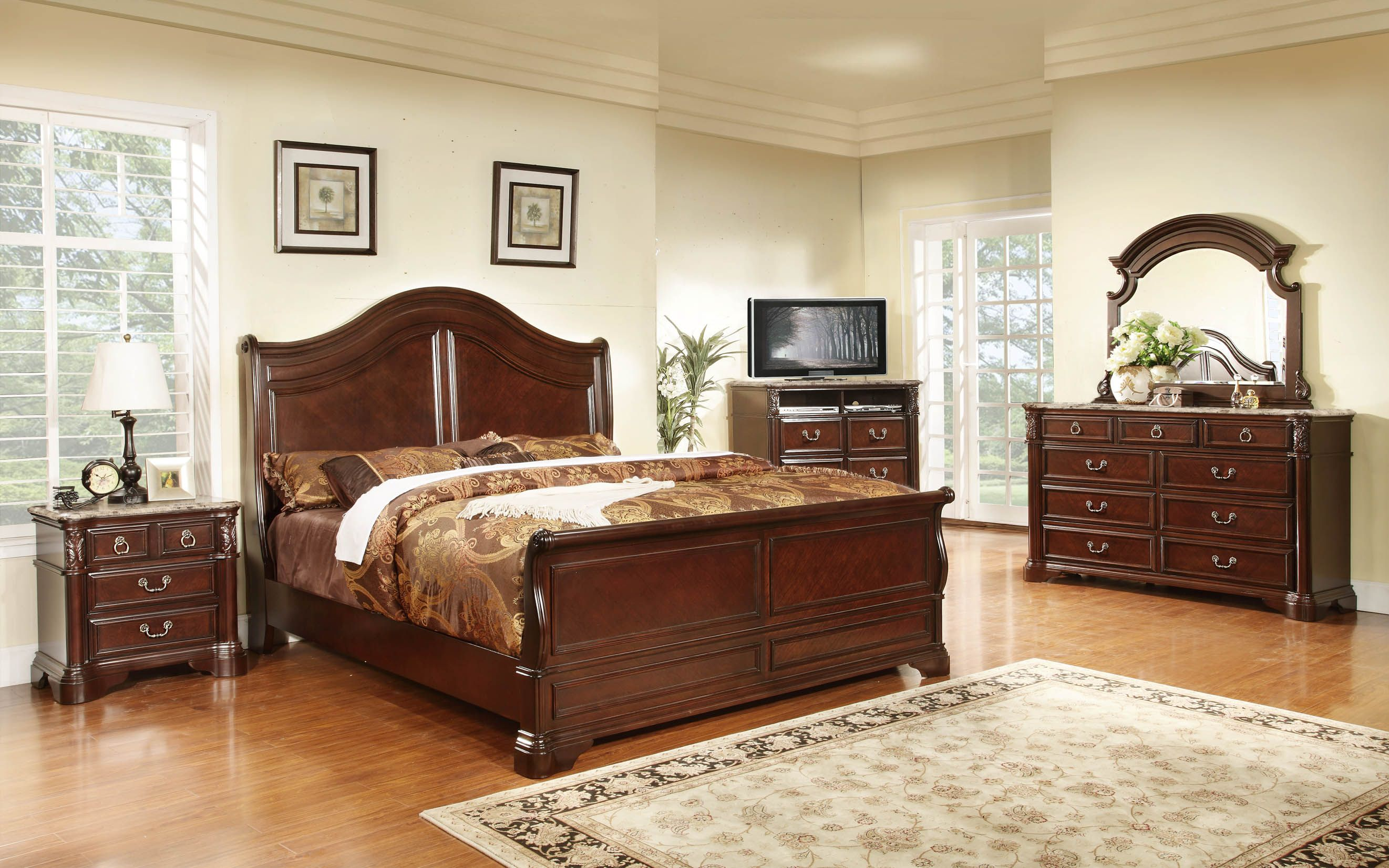 Bells Furniture San Antonio Set 6pc monte carlo king bedroom set bel furniture houston & san