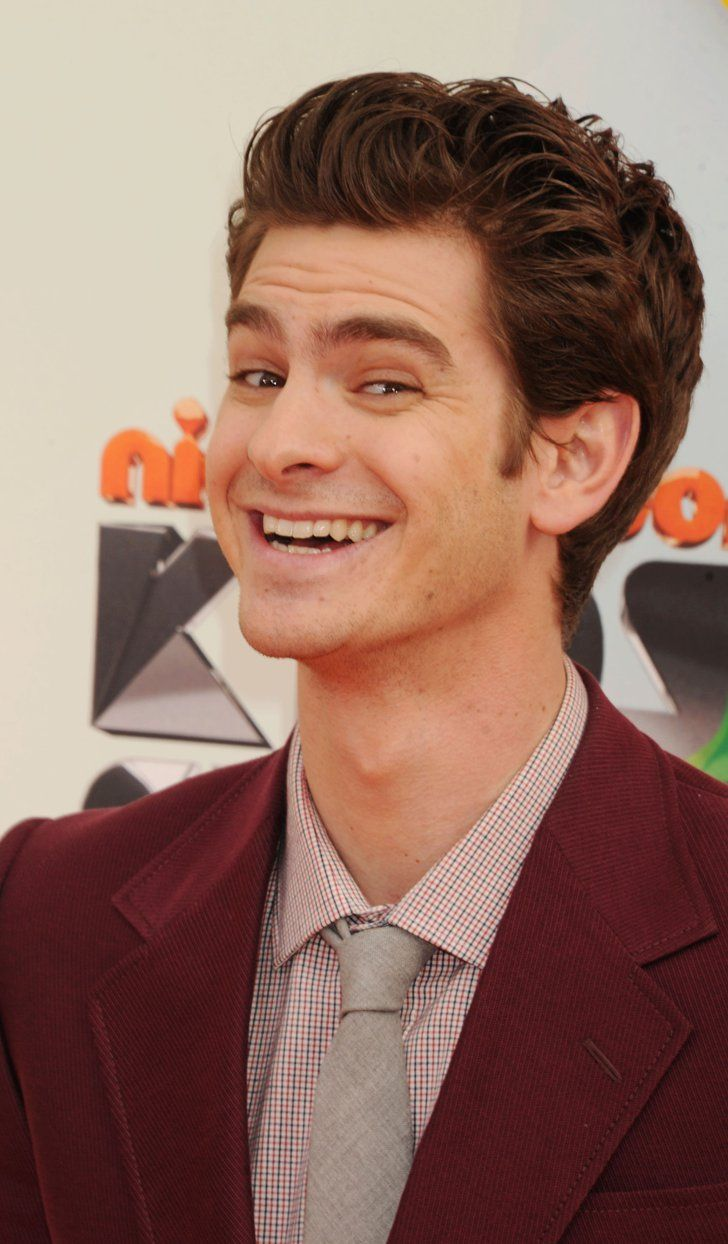 30 Times Andrew Garfield Totally Hammed It Up For the Camera