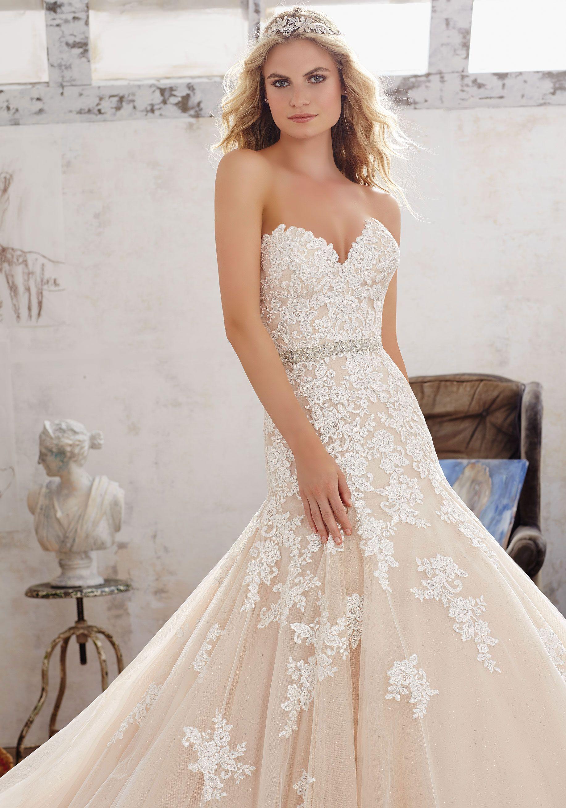 Mackenzie Wedding Dress Morilee Mori Lee Wedding Dress Fit And Flare Wedding Dress Spring Wedding Dress