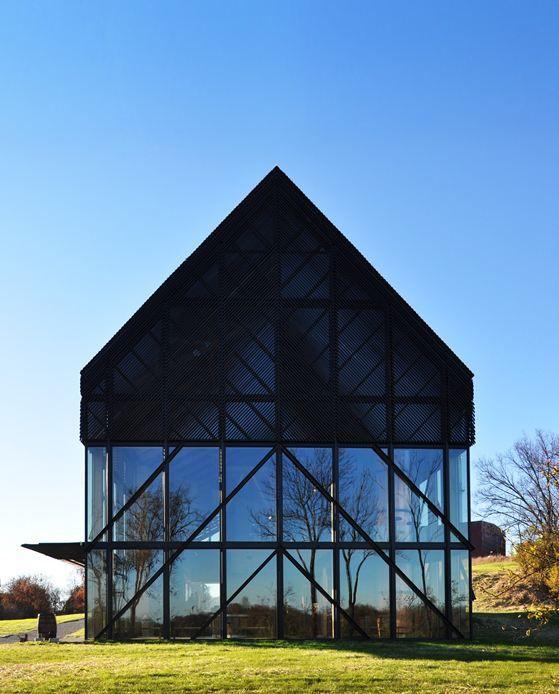 Wild Turkey Bourbon Visitor Center De Leon Primmer Architecture Workshop