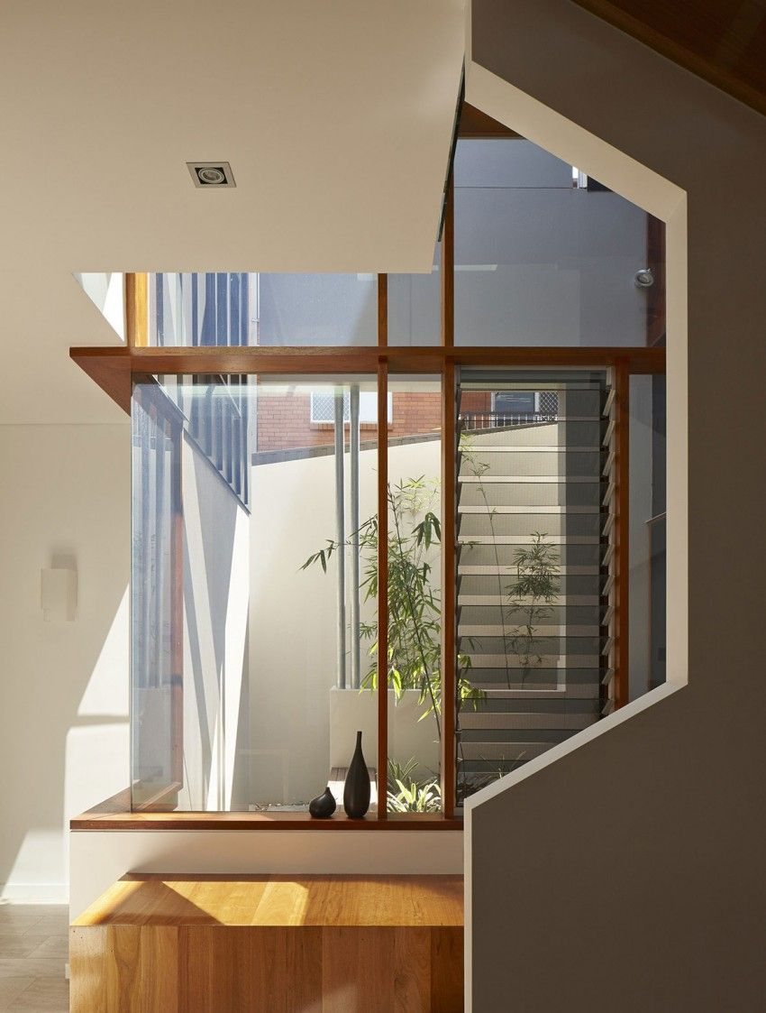 Boardinghouse by Shaun Lockyer Architects | stair | Pinterest