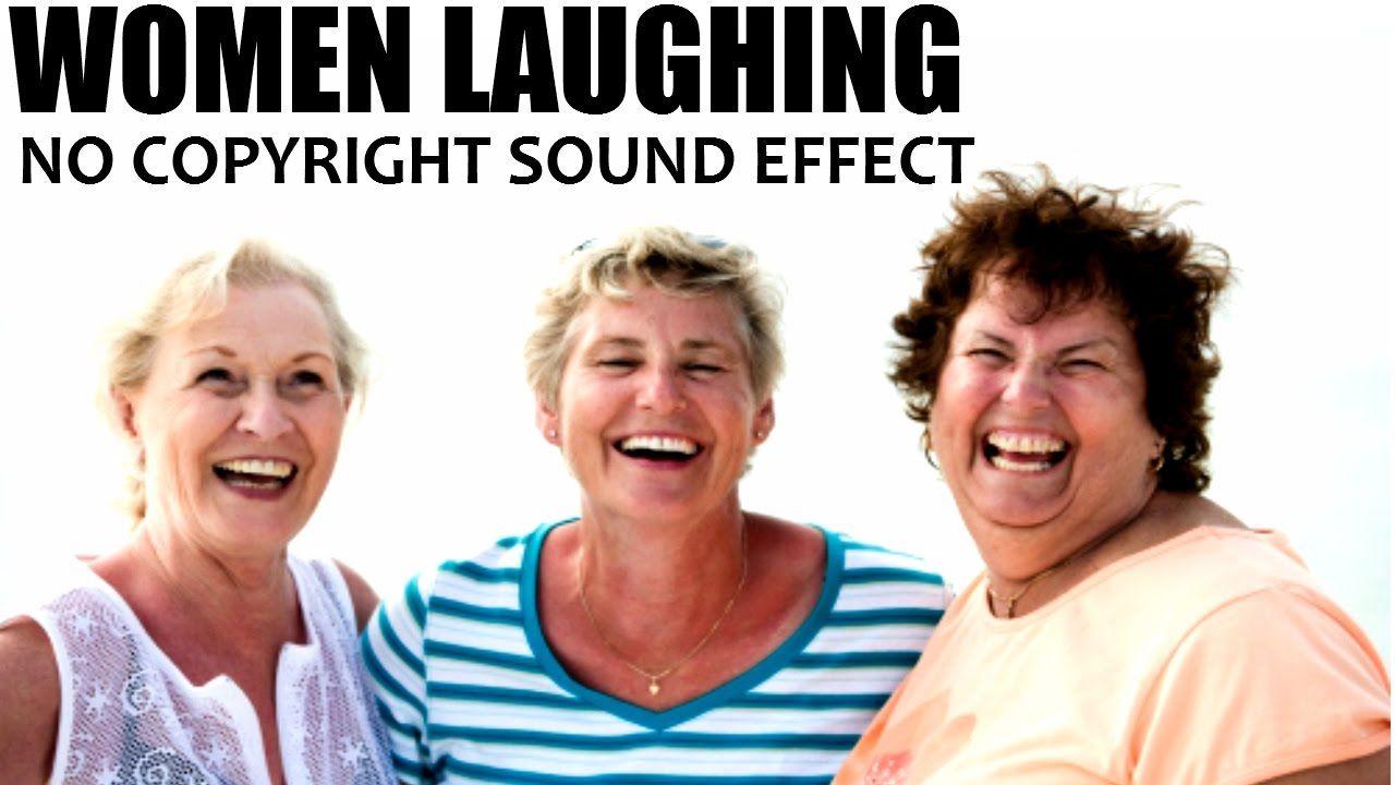 LADIES LAUGHING SOUND EFFECT ( WOMEN LAUGH SOUNDS