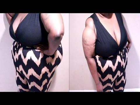 weightloss update & waist training results for plus size - http