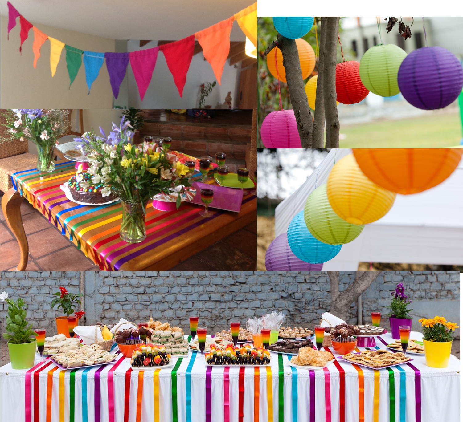 Small Of Mexican Party Ideas