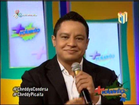 """Entre Hombre Y Mujer: """"Cuando Se Acaba El Amor"""" @BolivarValera @RobertSanchezRD @CheddyG @MasRoberto11 #Video"""