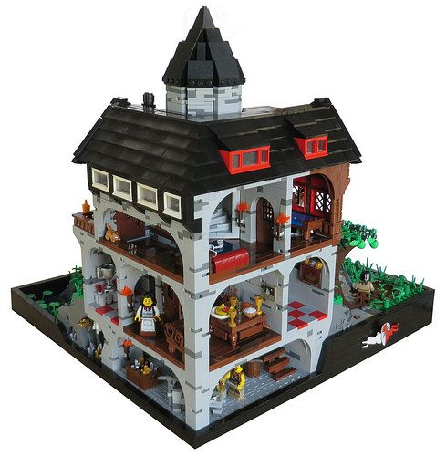 Hogwarts — BrickNerd - Your place for all things LEGO and