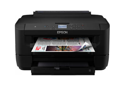 Epson Workforce Wf 7210dtw Printer Http Epsondriver Website Epson Workforce Wf 7210dtw Driver Download Epson Inkjet Printer Printing Double Sided