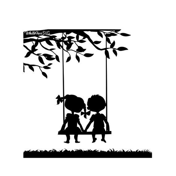 Download Cute lovers, love svg, heart svg, romance, couple on a ...