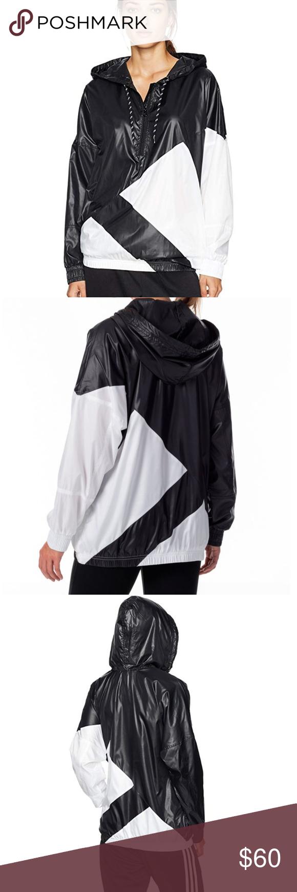 4a548da77189 adidas Originals EQT Windbreaker Jacket NWT XS adidas Originals Women s  Pullover EQT Windbreaker Jacket