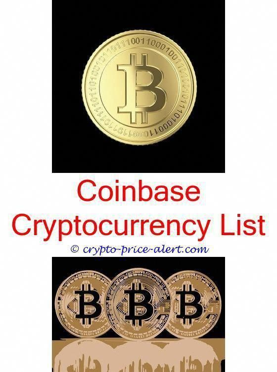 list of all cryptocurrency stocks